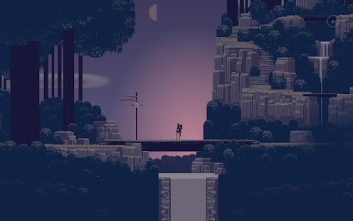 Superbrothers Sword & Sworcery Screenshot