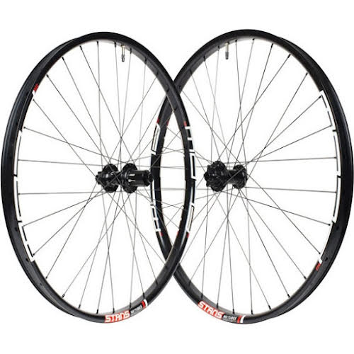 """Stans No Tubes Flow MK3 Wheelset 27.5"""" DH Spacing"""