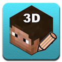 Skin Maker 3D for Minecraft icon