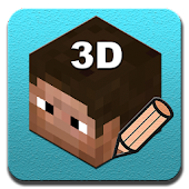 Skin Maker 3D for Minecraft