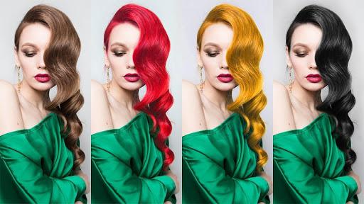 Easy Hair Color Changer 1.0.0 screenshots 8
