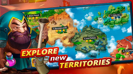 Battle Arena: Heroes Adventure - Online RPG 1.7.1401 screenshots 3