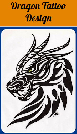 Dragon Tattoo Design 1.3 androidtablet.us 2