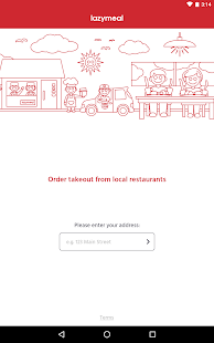 Lazymeal- screenshot thumbnail