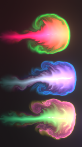 Fluid Simulation - Trippy Sandbox Experience - screenshot
