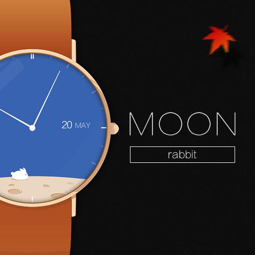Moon Watch Face