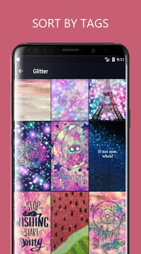 Girly Wallpapers Backgrounds 3.1 gameplay | AndroidFC 4