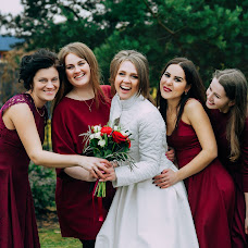 Wedding photographer Irina Musonova (Musphoto). Photo of 21.11.2017