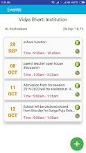 Ameva - College Management Solution screenshot thumbnail