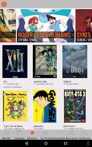 izneo BD Comics Manga screenshot 5