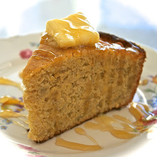 Sweet Southern Apple Spiced Cornbread