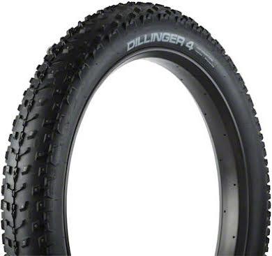 "45NRTH Dillinger 4 26 x 4.0"" Studded Fatbike Tire 120 tpi Tubeless Ready alternate image 1"
