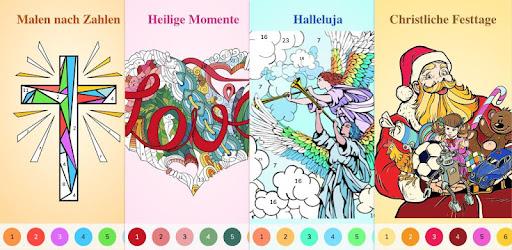 Bible Coloring Malen Nach Zahlen Kostenlos Apps Bei Google Play
