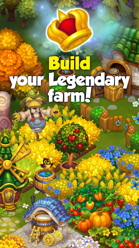 Wonder Valley: Enchanted Farm with Fairy tales android2mod screenshots 8