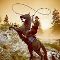 Cowboy Rodeo Rider- Wild West Safari icon