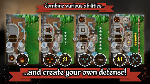 Grim Defender: Castle Defense 1.64 screenshots 12