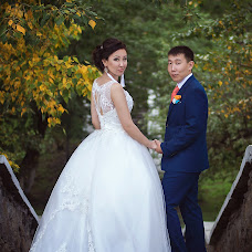 Wedding photographer Yuliya Domracheva (DomrachevaYuliya). Photo of 04.09.2016