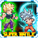 DB Saiyan Fighter Super Battle
