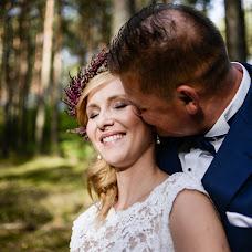 Wedding photographer Małgorzata Wojciechowska (wojciechowska). Photo of 20.10.2016