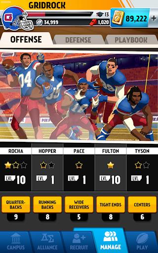 Rival Stars College Football 2.4.1 screenshots 16