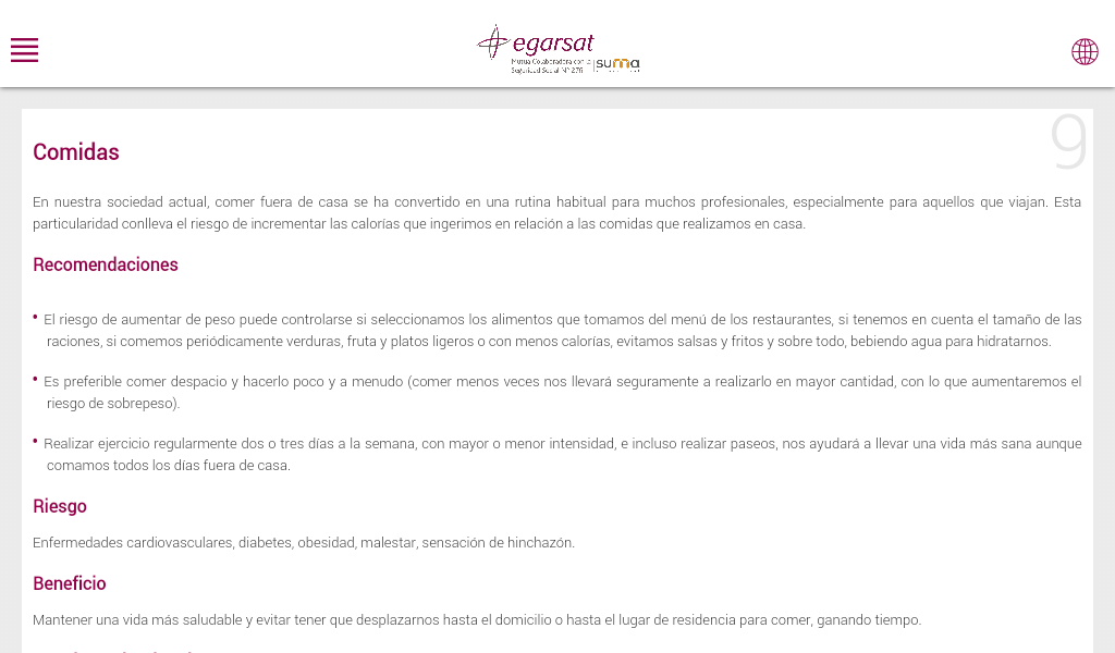 Viajar Seguro- screenshot