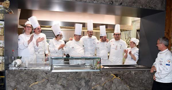2019-02-12 Prove tecniche di Culinary Team Palermo