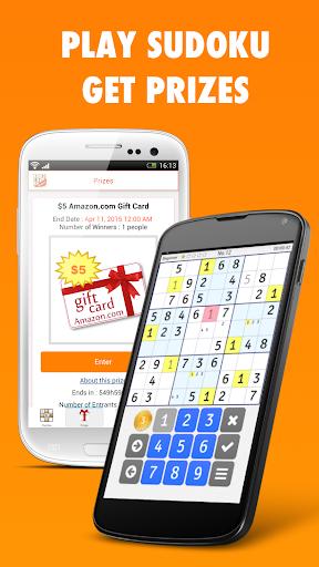 Sudoku Prizes