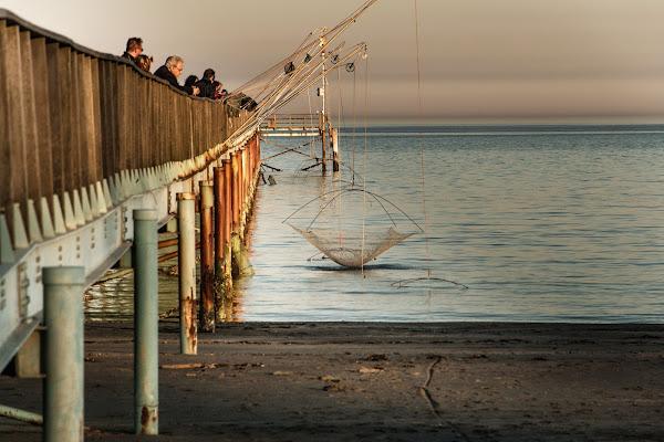 Pescatori in attesa di atlantex
