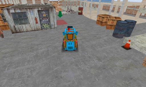 玩免費模擬APP|下載Construction Truck Parking app不用錢|硬是要APP