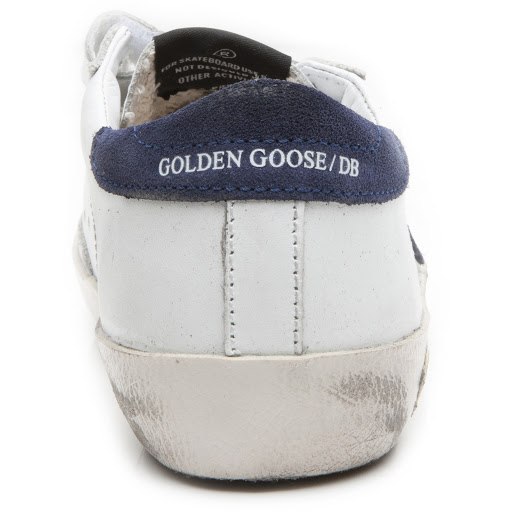 Thumbnail images of Golden Goose Deluxe Brand Old School Trainer