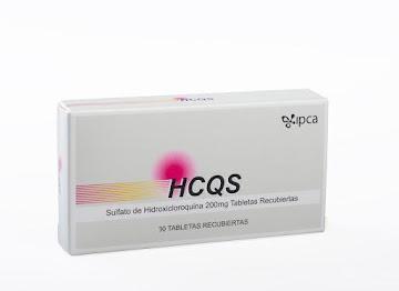 Hcqs 200Mg Tabletas Caja