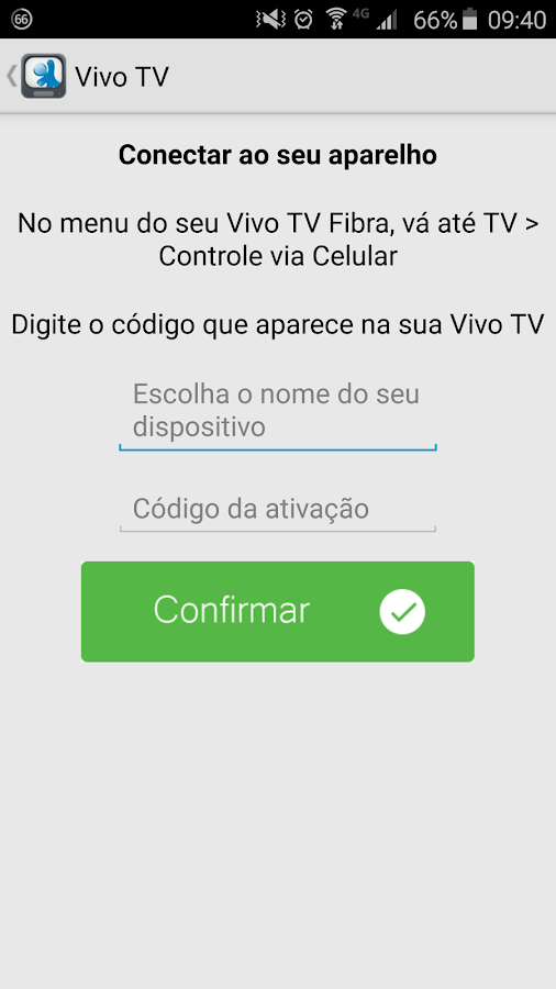 Vivo TV- screenshot