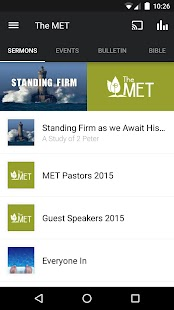 Metropolitan Bible Church- screenshot thumbnail