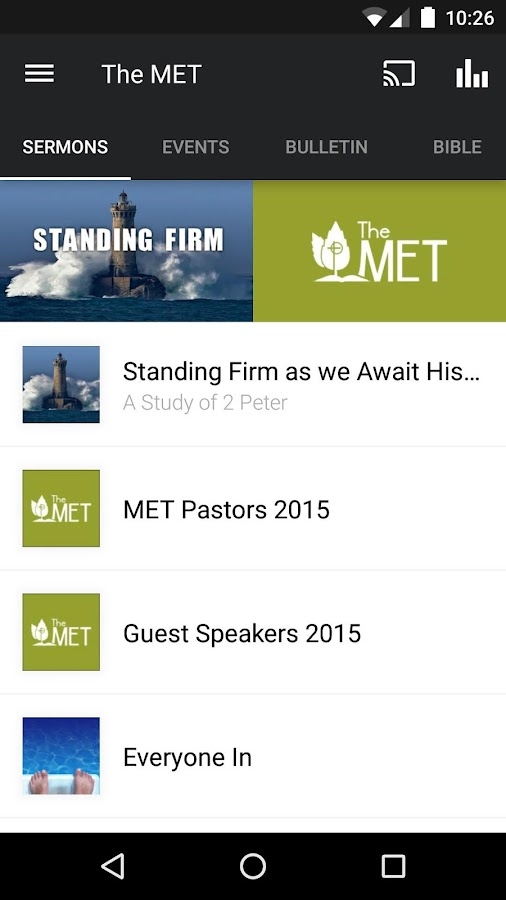 Metropolitan Bible Church- screenshot