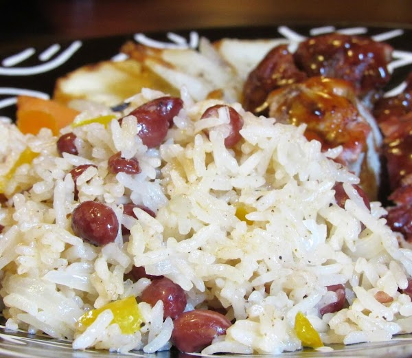 Belizean Beans And Rice Recipe