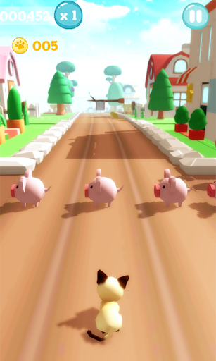 Cat Run 1.1.7 screenshots 6