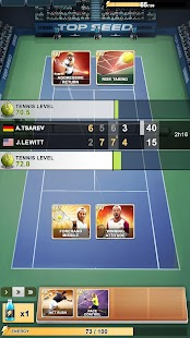 TOP SEED Tennis Manager 2018 Screenshot
