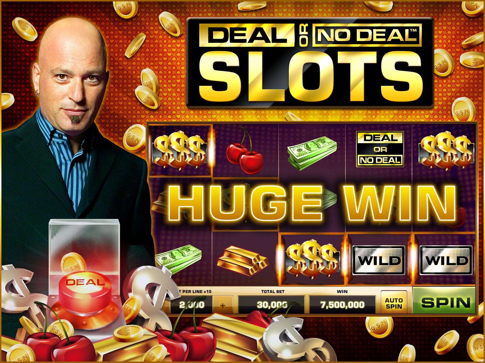 GSN Casino: Free Slot Games screenshot #1