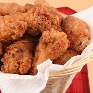 Lauren's Buttermilk Fried Chicken.