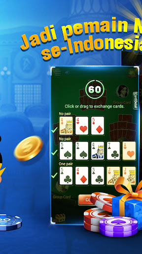 Capsa Susun ( Free & Casino ) 2.5.5 screenshots 6