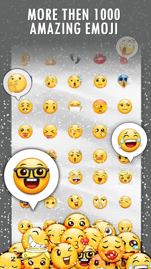 InstaEmoji Emoji Keyboard - Smart Emojis- screenshot