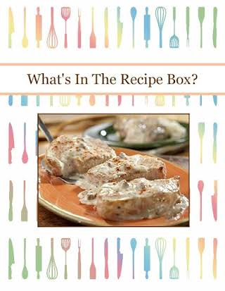 What's In The Recipe Box?