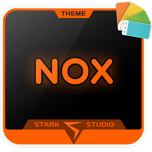 Theme Xp - NOX ORANGE