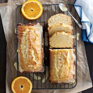 Orange-Cardamom Loaves.