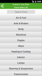 Kramer's Auto Parts & Iron Co. Mod
