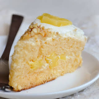 Pineapple Layer Cake Recipes.