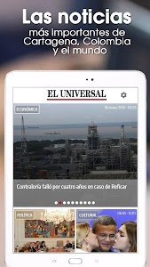 El Universal Cartagena screenshot 11