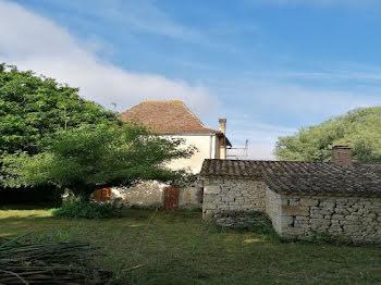 maison à Saint-Aubin-de-Cadelech (24)