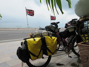 Photo: Year 2 Day 25 - Our Bikes in Vung Tau