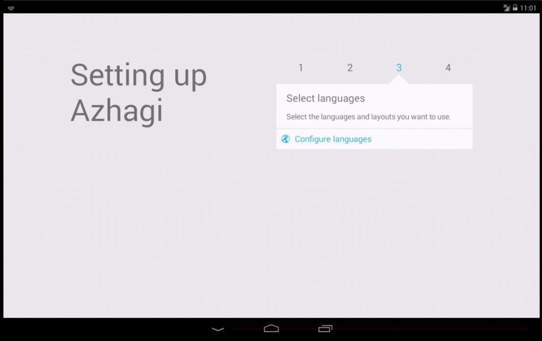Azhagi - Indic Typing Keyboard- screenshot